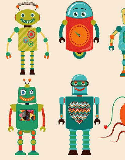 Formació per a nens i nenes de primària - robòtica